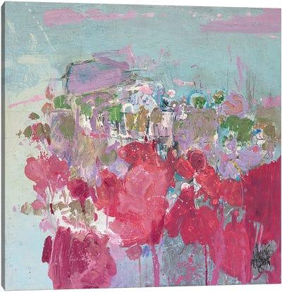 Aix en Provence Canvas Art Print