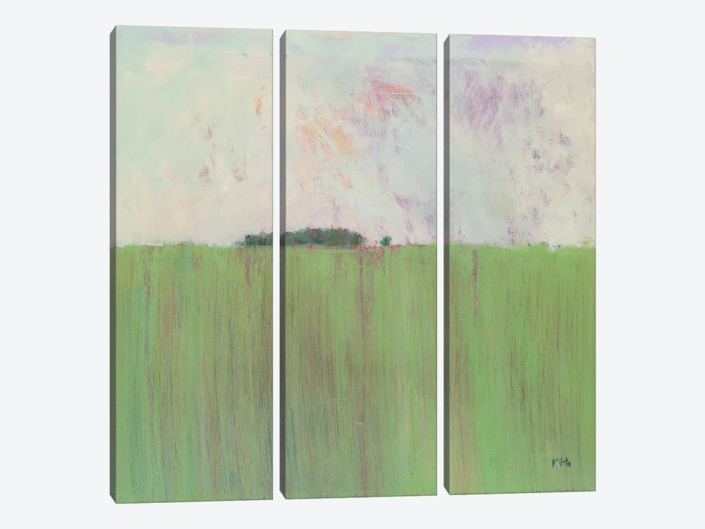 Scapes Series: Copse by Wayne Sleeth 3-piece Canvas Print