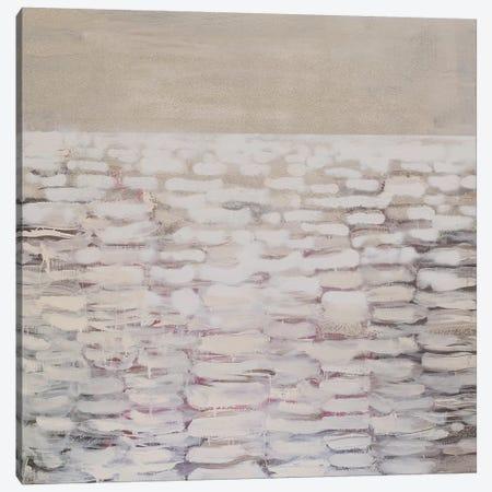 Facing The North Sea Canvas Print #WSL40} by Wayne Sleeth Canvas Artwork