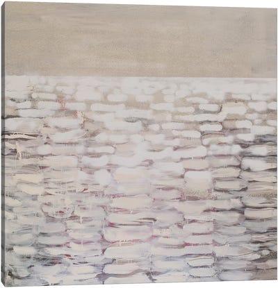 Facing The North Sea Canvas Art Print
