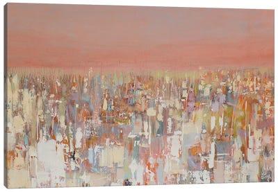 Urbanities Series: Cityscape Canvas Print #WSL45