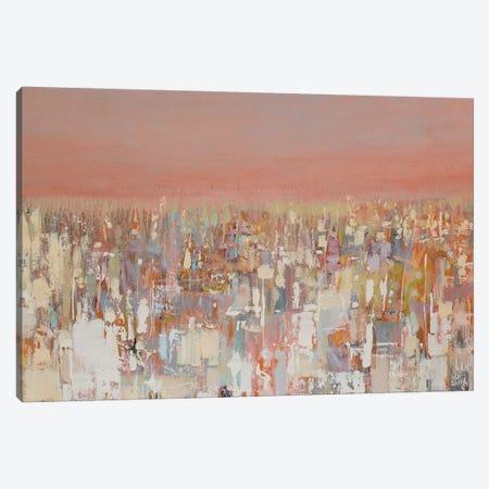 Cityscape Canvas Print #WSL45} by Wayne Sleeth Canvas Art Print