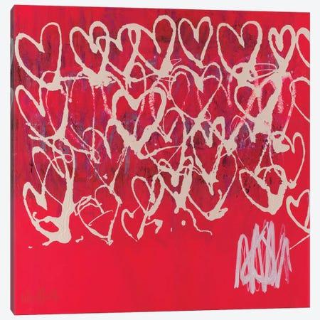 Love's Labours Lost (Shakespeare) Canvas Print #WSL46} by Wayne Sleeth Art Print