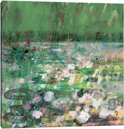 Monet Monet Monet Series: No. 38 Canvas Print #WSL53