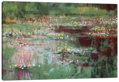 No. 40 Canvas Art Print