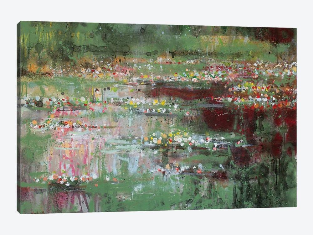 No. 40 by Wayne Sleeth 1-piece Canvas Art Print