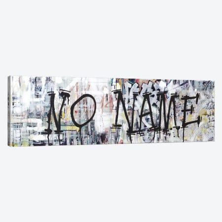 (Where The Streets Have) NO NAME Canvas Print #WSL58} by Wayne Sleeth Art Print