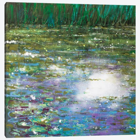 Monet Monet Monet No. 39 Canvas Print #WSL61} by Wayne Sleeth Canvas Art