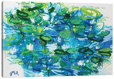 No. 43 Canvas Art Print