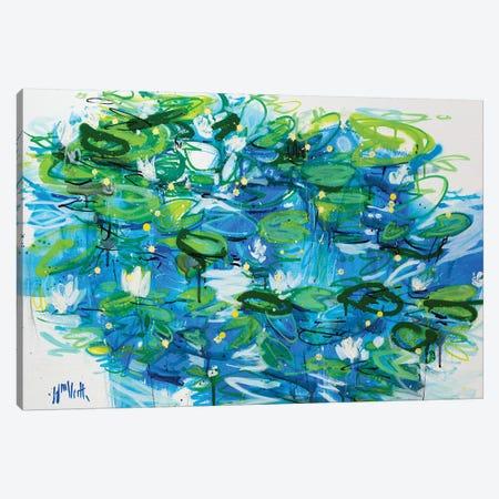 No. 43 Canvas Print #WSL66} by Wayne Sleeth Art Print