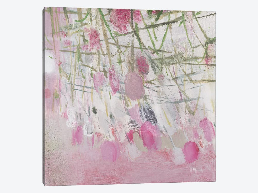 Broken Flowers Series: No. 9 by Wayne Sleeth 1-piece Canvas Art
