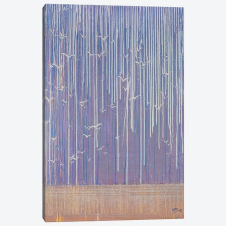 Gulls Canvas Print #WSL72} by Wayne Sleeth Canvas Art Print