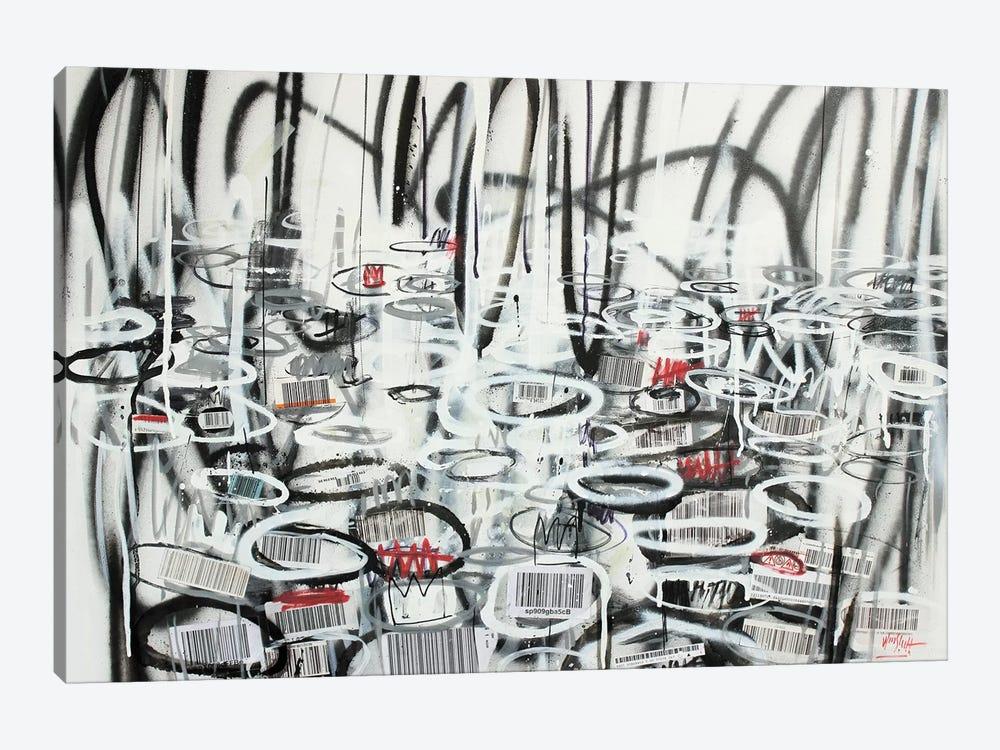 No. 22 by Wayne Sleeth 1-piece Canvas Art