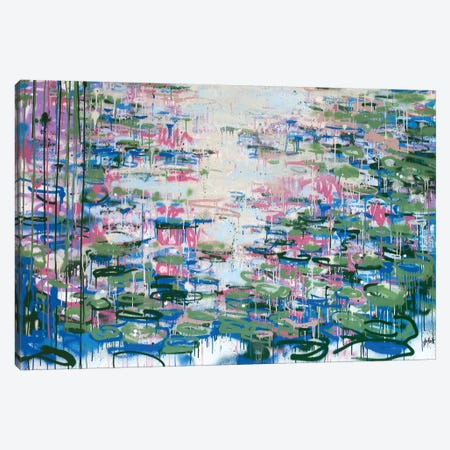 Monet Monet Monet No. 31 Canvas Print #WSL74} by Wayne Sleeth Canvas Wall Art