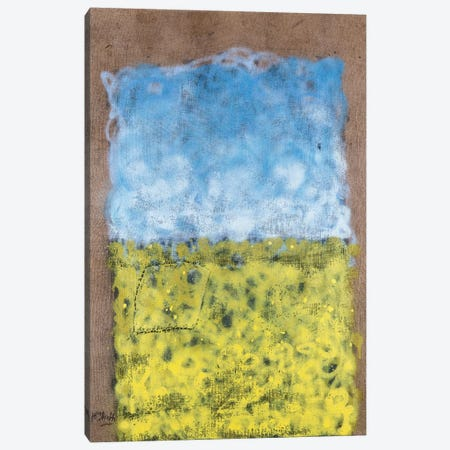 A Field For Vincent Canvas Print #WSL7} by Wayne Sleeth Art Print