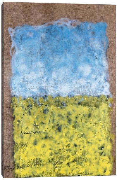 A Field For Vincent Canvas Art Print