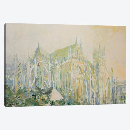 Cathedral I Canvas Print #WSL89} by Wayne Sleeth Canvas Artwork