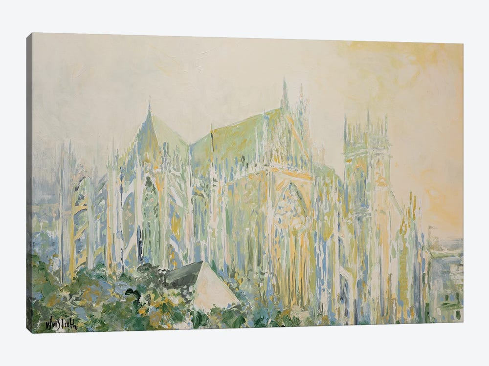Cathedral I by Wayne Sleeth 1-piece Canvas Print