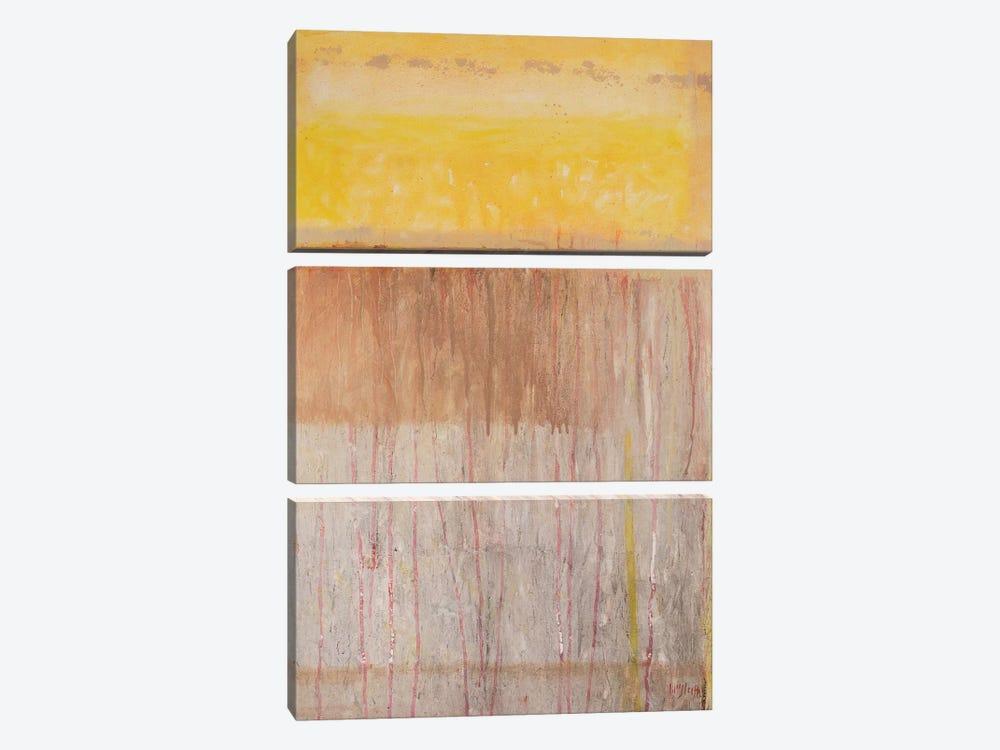 Aube At Dawn by Wayne Sleeth 3-piece Canvas Art