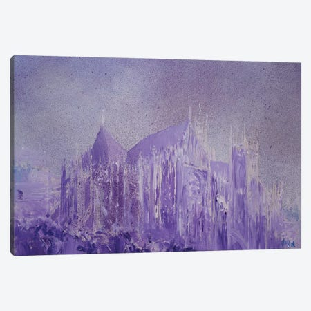 Cathedral II Canvas Print #WSL90} by Wayne Sleeth Canvas Art Print