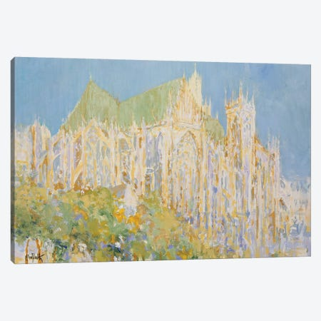 Cathedral No. 3 Canvas Print #WSL91} by Wayne Sleeth Canvas Print