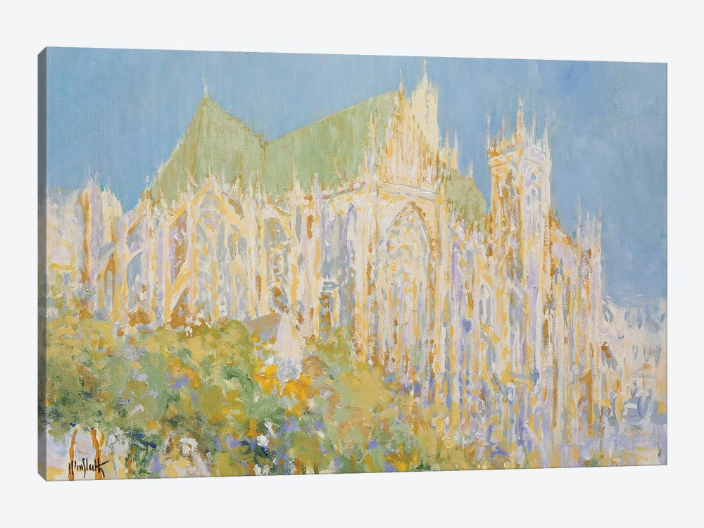 Cathedral III by Wayne Sleeth 1-piece Canvas Wall Art