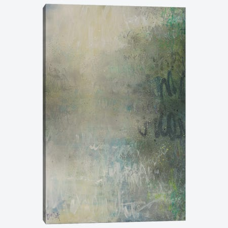 Monet Monet Monet (Mist) Canvas Print #WSL92} by Wayne Sleeth Canvas Print