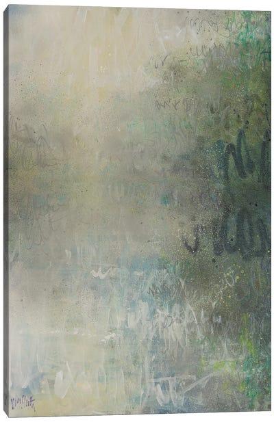Mist Canvas Art Print