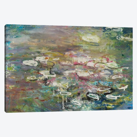 Monet Monet Monet No. 29 Canvas Print #WSL93} by Wayne Sleeth Art Print