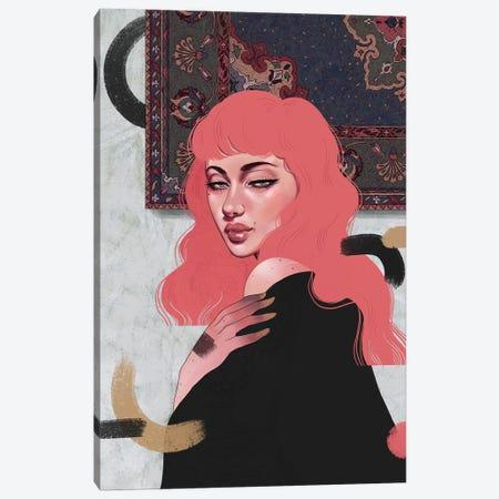 Katya Canvas Print #WSM11} by Wassermoth Canvas Art