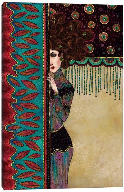 Klimt Muses III Canvas Art Print