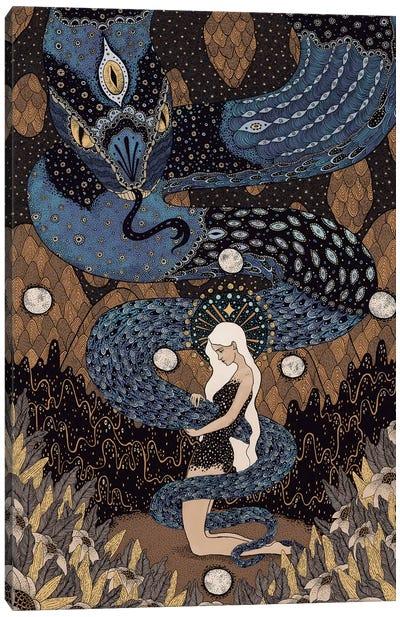 Kundalini Canvas Art Print
