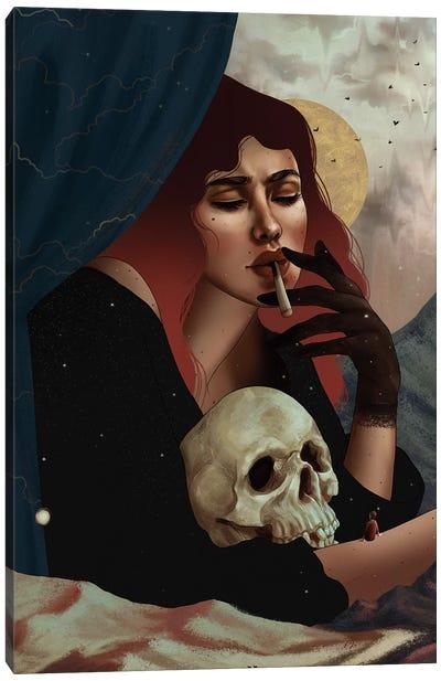 Lilith Canvas Art Print