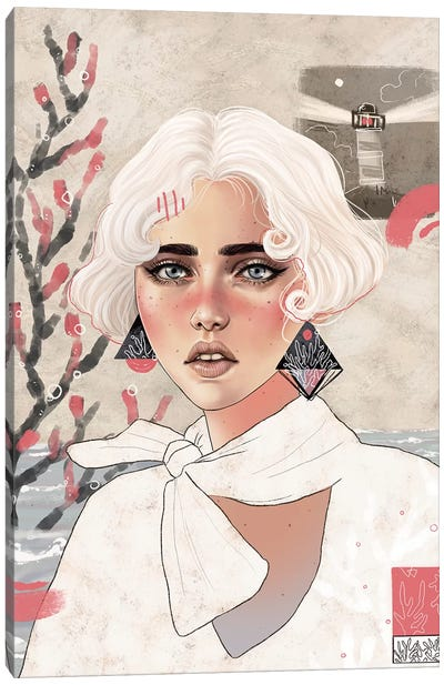 Montserrat Canvas Art Print