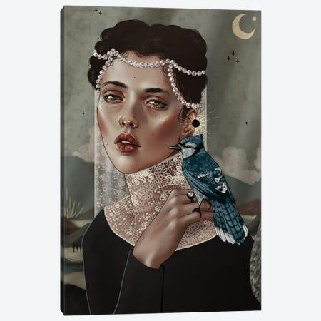 Quinta Canvas Print #WSM22} by Wassermoth Canvas Print