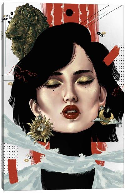 Rhea Canvas Art Print