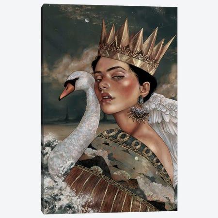 Sapientia Canvas Print #WSM24} by Wassermoth Canvas Art