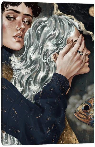 Tamsin Canvas Art Print