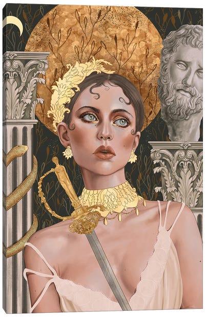 Judith & Holofernes Canvas Art Print
