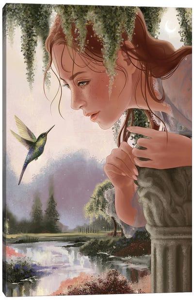 Agata - A Destined Encounter Canvas Art Print