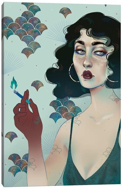 Ecaterina Canvas Art Print