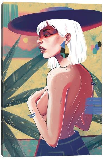 Irene Canvas Art Print