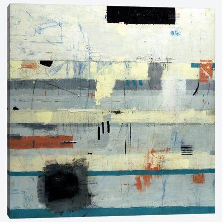 Find Your Serenity Canvas Print #WVL2} by Julie Weaverling Art Print