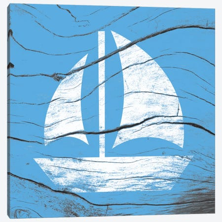 Sail Away Canvas Print #WWB14} by 5by5collective Art Print