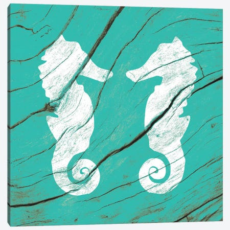 Sea Mates Canvas Print #WWB16} by 5by5collective Canvas Print