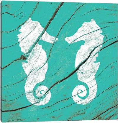 Sea Mates Canvas Art Print