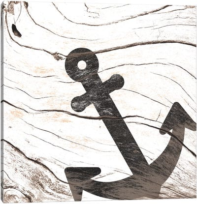 Anchor Your Mind Canvas Art Print