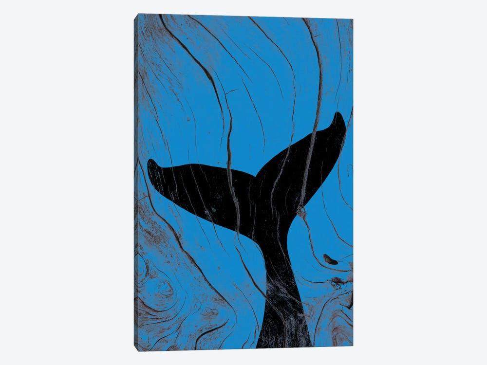 Emerging Underwater 1-piece Canvas Art