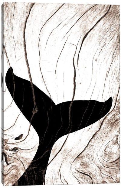 Tail End Of Fresh Air Canvas Art Print