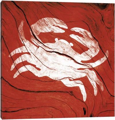 Crab Canvas Art Print